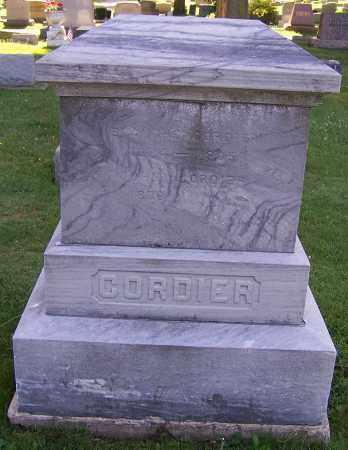 CORDIER, BLANCHE - Stark County, Ohio | BLANCHE CORDIER - Ohio Gravestone Photos