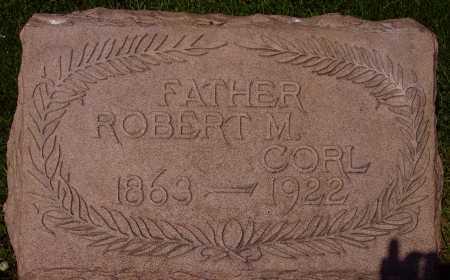 CORL, ROBERT MATHEW - Stark County, Ohio | ROBERT MATHEW CORL - Ohio Gravestone Photos