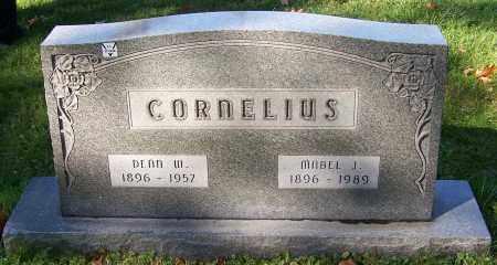 CORNELIUS, DEAN W. - Stark County, Ohio | DEAN W. CORNELIUS - Ohio Gravestone Photos