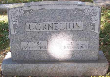 CORNELIUS, EDITH L. - Stark County, Ohio   EDITH L. CORNELIUS - Ohio Gravestone Photos