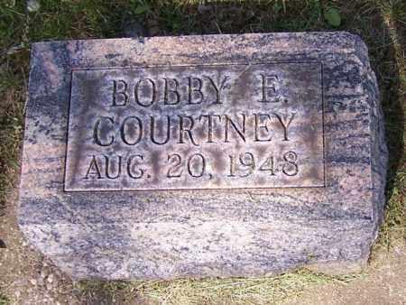 COURTNEY, BOBBY E. - Stark County, Ohio | BOBBY E. COURTNEY - Ohio Gravestone Photos