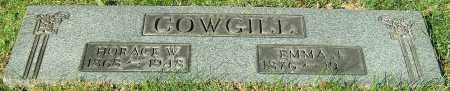 COWGILL, HORACE W. - Stark County, Ohio | HORACE W. COWGILL - Ohio Gravestone Photos