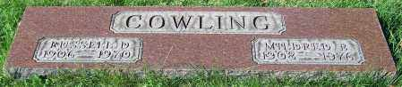 COWLING, RUSSELL D. - Stark County, Ohio | RUSSELL D. COWLING - Ohio Gravestone Photos