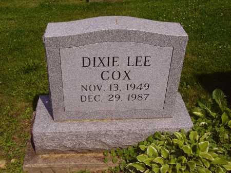 COX, DIXIE LEE - Stark County, Ohio   DIXIE LEE COX - Ohio Gravestone Photos