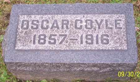COYLE, OSCAR - Stark County, Ohio | OSCAR COYLE - Ohio Gravestone Photos