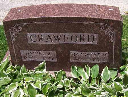 CRAWFORD, DANIEL B. - Stark County, Ohio   DANIEL B. CRAWFORD - Ohio Gravestone Photos
