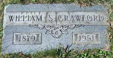 CRAWFORD, WILLIAM S. - Stark County, Ohio | WILLIAM S. CRAWFORD - Ohio Gravestone Photos
