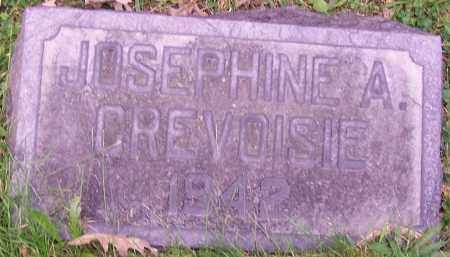 CREVOISIE, JOSEPHINE A. - Stark County, Ohio | JOSEPHINE A. CREVOISIE - Ohio Gravestone Photos