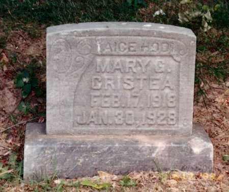 CRISTEA, MARY - Stark County, Ohio | MARY CRISTEA - Ohio Gravestone Photos