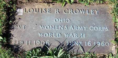 CROWLEY, LOUIS R. - Stark County, Ohio | LOUIS R. CROWLEY - Ohio Gravestone Photos