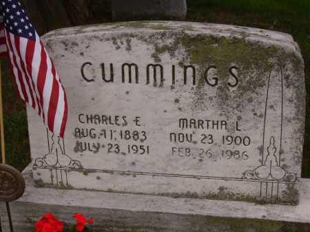 CUMMINGS, MARTHA L. - Stark County, Ohio   MARTHA L. CUMMINGS - Ohio Gravestone Photos