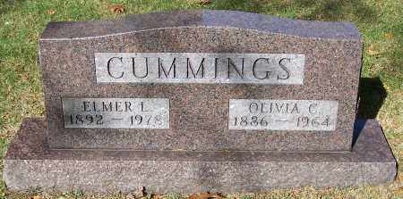 CUMMINGS, OLIVIA C. - Stark County, Ohio | OLIVIA C. CUMMINGS - Ohio Gravestone Photos