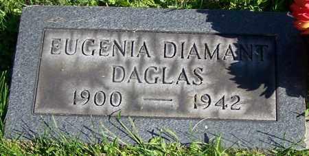 DAGLAS, EUGENIA DIAMANT - Stark County, Ohio | EUGENIA DIAMANT DAGLAS - Ohio Gravestone Photos