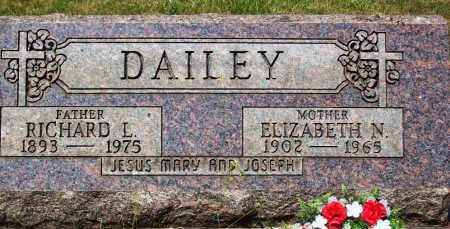 DAILEY, RICHARD L. - Stark County, Ohio   RICHARD L. DAILEY - Ohio Gravestone Photos