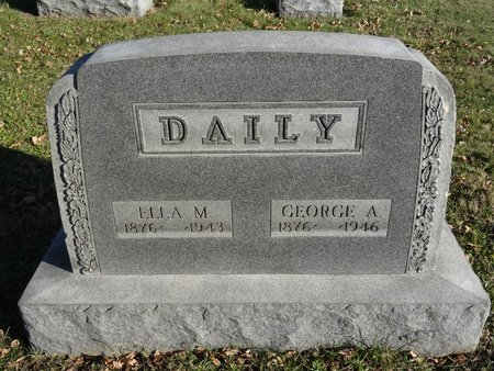 DAILY, GEORGE A. - Stark County, Ohio | GEORGE A. DAILY - Ohio Gravestone Photos