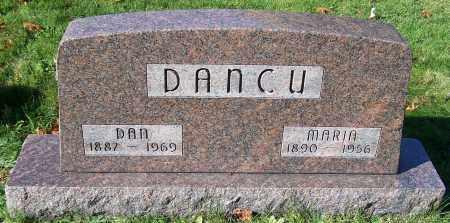 DANCU, MARIA - Stark County, Ohio | MARIA DANCU - Ohio Gravestone Photos