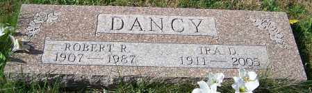 DANCY, ROBERT R. - Stark County, Ohio | ROBERT R. DANCY - Ohio Gravestone Photos