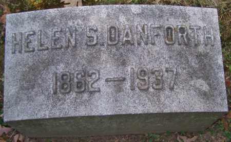 DANFORTH, HELEN S. - Stark County, Ohio   HELEN S. DANFORTH - Ohio Gravestone Photos