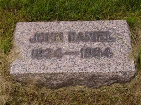 DANIEL, JOHN - Stark County, Ohio | JOHN DANIEL - Ohio Gravestone Photos