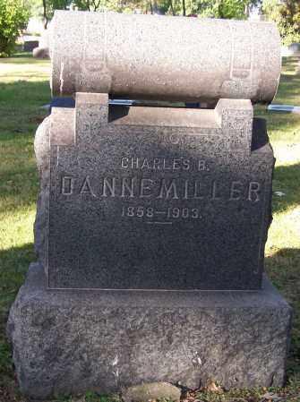 DANNEMILLER, CHARLES B. - Stark County, Ohio   CHARLES B. DANNEMILLER - Ohio Gravestone Photos
