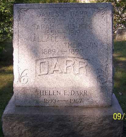 DARR, JAMES G. - Stark County, Ohio | JAMES G. DARR - Ohio Gravestone Photos