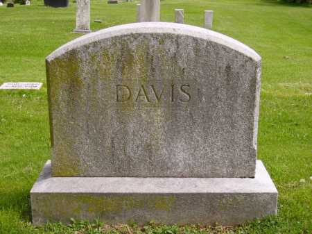 DAVIS FAMILY, MONUMENT - Stark County, Ohio   MONUMENT DAVIS FAMILY - Ohio Gravestone Photos