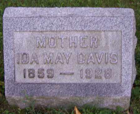 DAVIS, IDA MAY - Stark County, Ohio | IDA MAY DAVIS - Ohio Gravestone Photos