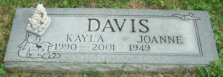 DAVIS, KAYLA - Stark County, Ohio | KAYLA DAVIS - Ohio Gravestone Photos