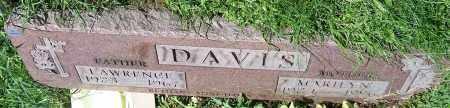 DAVIS, LAWRENCE W. - Stark County, Ohio   LAWRENCE W. DAVIS - Ohio Gravestone Photos
