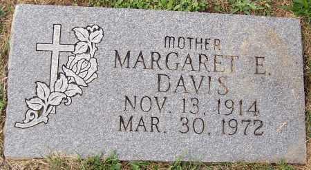 DAVIS, MARGARET E. - Stark County, Ohio | MARGARET E. DAVIS - Ohio Gravestone Photos