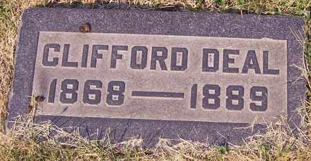 DEAL, CLIFFORD - Stark County, Ohio | CLIFFORD DEAL - Ohio Gravestone Photos