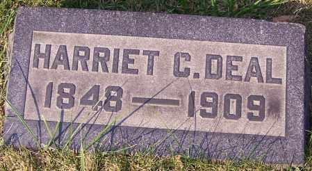 DEAL, HARRIET C. - Stark County, Ohio | HARRIET C. DEAL - Ohio Gravestone Photos