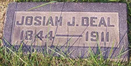DEAL, JOSIAH J. - Stark County, Ohio | JOSIAH J. DEAL - Ohio Gravestone Photos