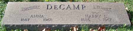 DECAMP, HARRY L. - Stark County, Ohio | HARRY L. DECAMP - Ohio Gravestone Photos