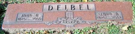DEIBEL, JOHN H. - Stark County, Ohio   JOHN H. DEIBEL - Ohio Gravestone Photos