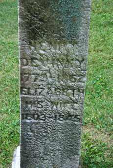DEVINNY, ELIZABETH - Stark County, Ohio | ELIZABETH DEVINNY - Ohio Gravestone Photos