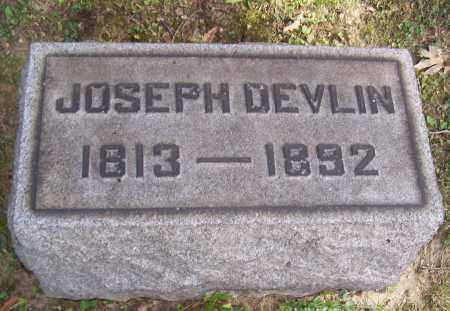 DEVLIN, JOSEPH - Stark County, Ohio   JOSEPH DEVLIN - Ohio Gravestone Photos