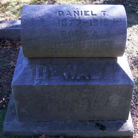 DEWALT, DANIEL T. - Stark County, Ohio | DANIEL T. DEWALT - Ohio Gravestone Photos