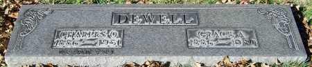 DEWELL, CHARLES O. - Stark County, Ohio | CHARLES O. DEWELL - Ohio Gravestone Photos