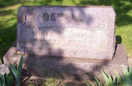 DEWELL, LESTER C. - Stark County, Ohio | LESTER C. DEWELL - Ohio Gravestone Photos