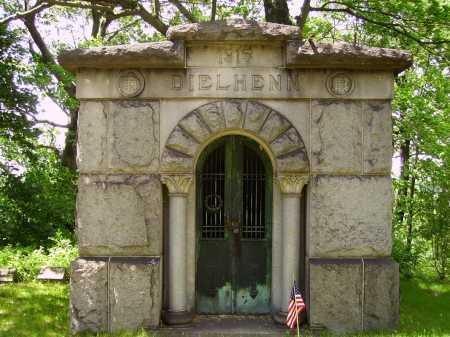 DIELHENN, MARY - Stark County, Ohio | MARY DIELHENN - Ohio Gravestone Photos
