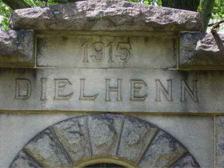 DIELHENN, MAUSOLEUM - Stark County, Ohio | MAUSOLEUM DIELHENN - Ohio Gravestone Photos