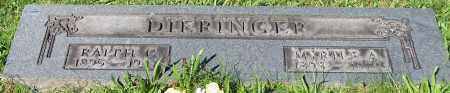 DIERINGER, RALPH C. - Stark County, Ohio   RALPH C. DIERINGER - Ohio Gravestone Photos