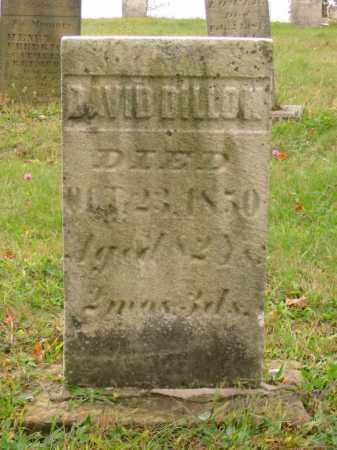 DILLON, DAVID - Stark County, Ohio | DAVID DILLON - Ohio Gravestone Photos