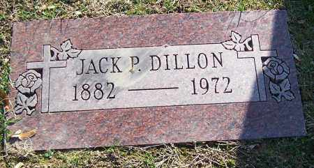 DILLON, JACK P. - Stark County, Ohio | JACK P. DILLON - Ohio Gravestone Photos