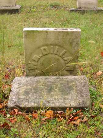 DILLON, WILLIAM - Stark County, Ohio | WILLIAM DILLON - Ohio Gravestone Photos