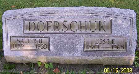 DOERSCHUK, JESSIE - Stark County, Ohio | JESSIE DOERSCHUK - Ohio Gravestone Photos