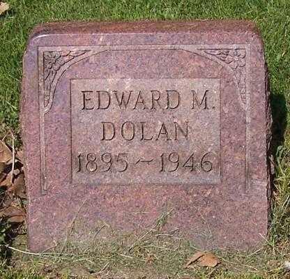 DOLAN, EDWARD M. - Stark County, Ohio   EDWARD M. DOLAN - Ohio Gravestone Photos