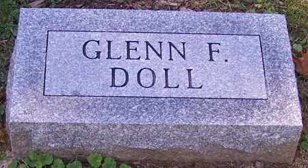 DOLL, GLENN F. - Stark County, Ohio | GLENN F. DOLL - Ohio Gravestone Photos