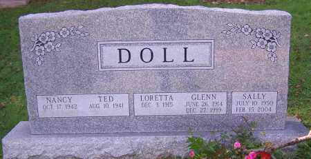 DOLL, SALLY - Stark County, Ohio | SALLY DOLL - Ohio Gravestone Photos